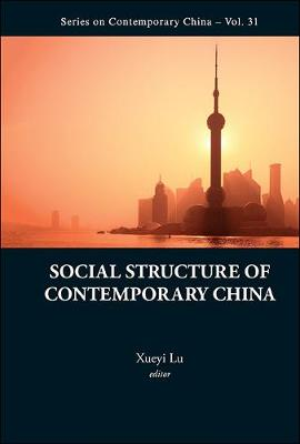 Social Structure Of Contemporary China