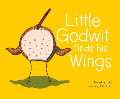 Little Godwit finds his Wings