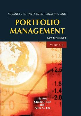 Advances in Investment Analysis and Portfolio Management