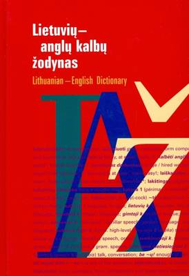 Lithuanian-English Dictionary