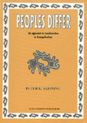 Peoples Differ: An Approach to Inculturation in Evangelisation