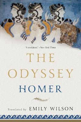Signed Edition - The Odyssey