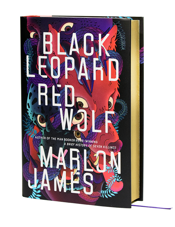 Foyles Signed Exclusive Edition - Black Leopard, Red Wolf
