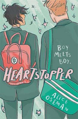 Signed First Edition - Heartstopper Volume One