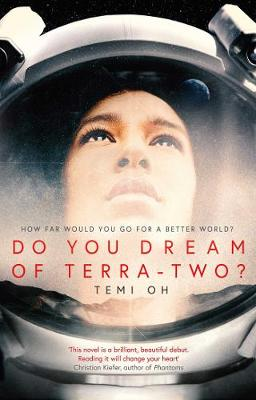 Signed First Edition - Do You Dream of Terra-Two?