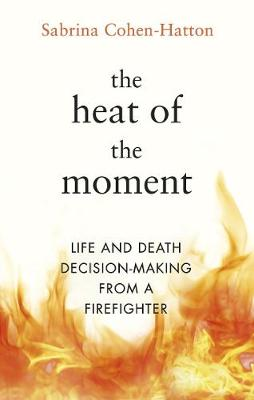 Signed First edition - The Heat of the Moment