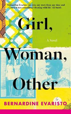 Signed First Edition - Girl, Woman, Other