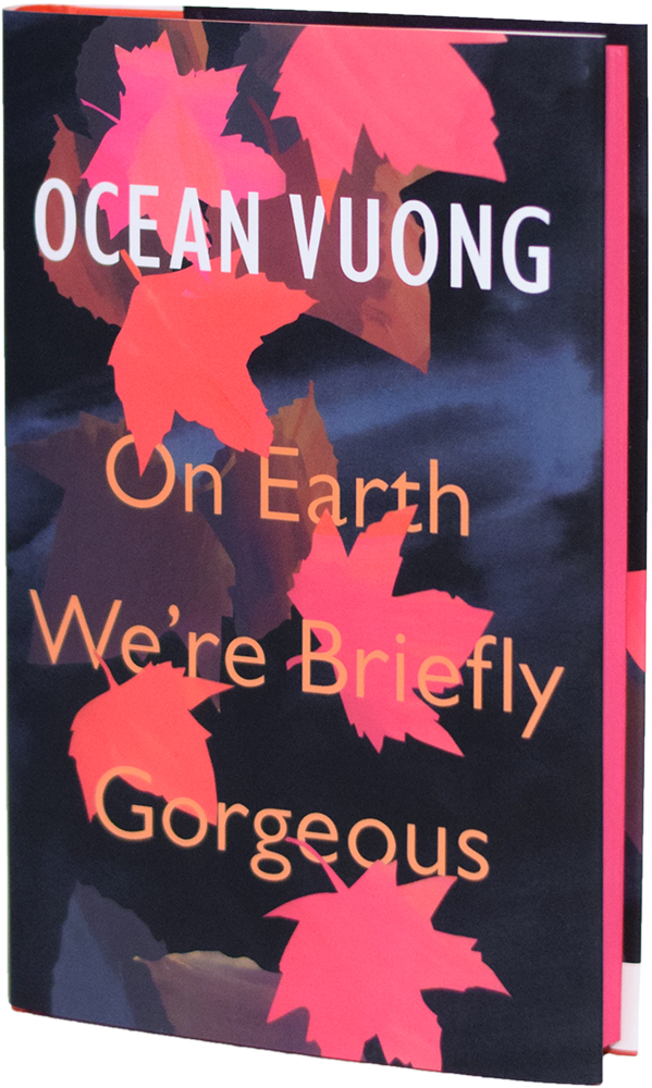 Exclusive Signed First Edition - On Earth We're Briefly Gorgeous