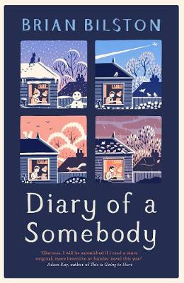 Signed First Edition - Diary of a Somebody