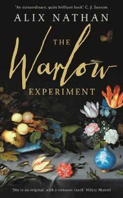 Signed First Edition - The Warlow Experiment