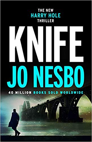 Signed First Edition - Knife