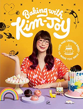 Signed First Edition - Baking with Kim-Joy: Cute and Creative Bakes to Make You