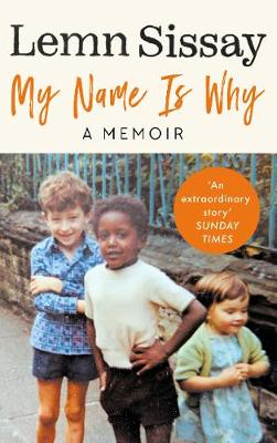Signed First Edition - My Name is Why