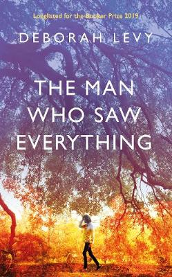 Signed First Edition - The Man Who Saw Everything