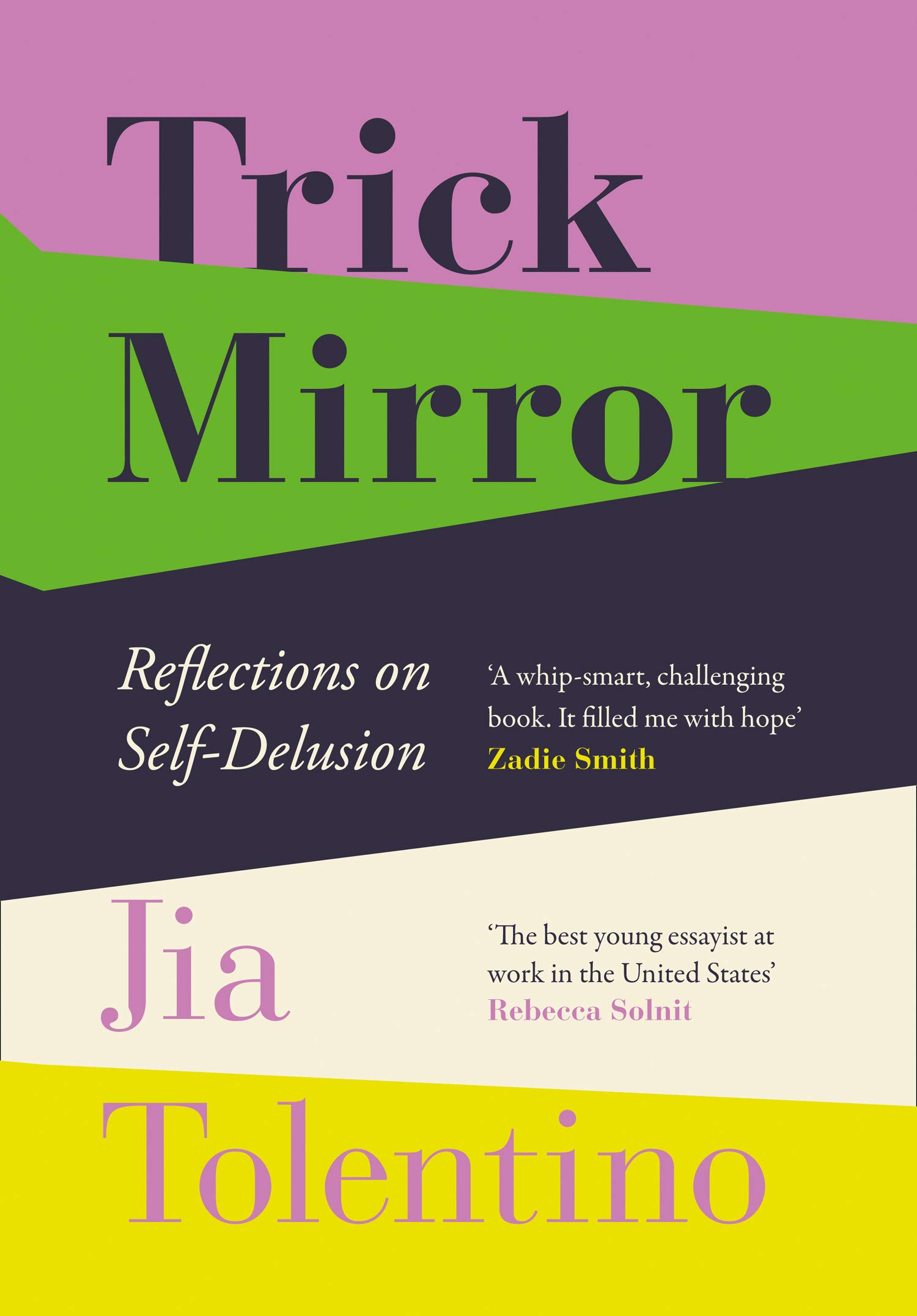 Signed Edition - Trick Mirror