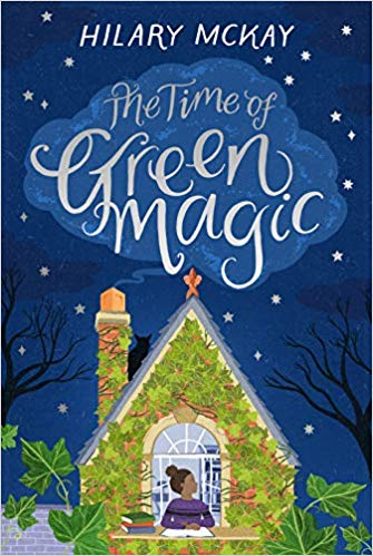Signed Bookplate Edition - The Time of Green Magic