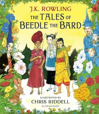 FIRST EDITION SIGNED BY ILLUSTRATOR - The Tales of Beedle the Bard: Illustrated
