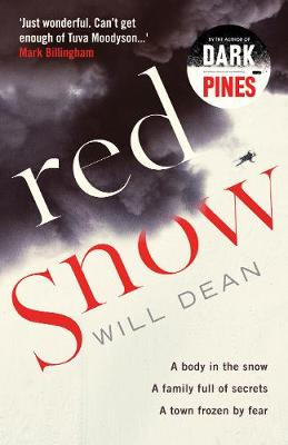 Signed First Edition - Red Snow