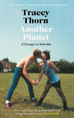 Signed First Edition - Another Planet: A Teenager in Suburbia